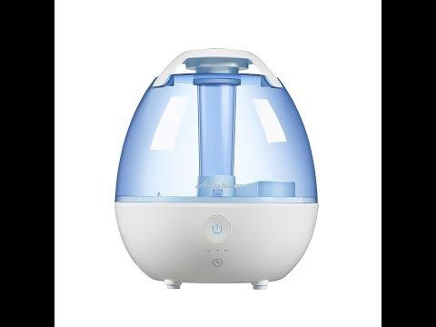 Anypro Ultrasonic Room Humidifier