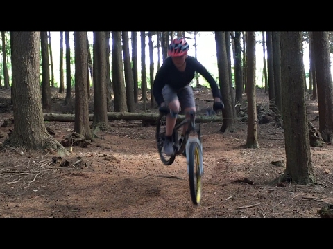 Shredding The Local Trails With JoshDeans_MTB