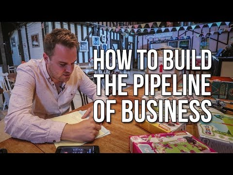 How To Build The Pipeline of Business | Backstage Business 082