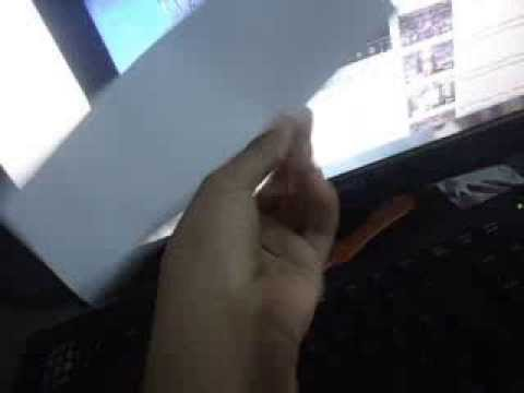 How to make fan-sign