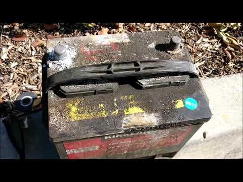 Old Kirkland Battery vs Interstate Costco Battery Warranty Difference