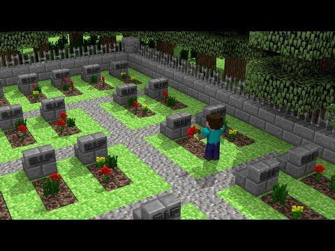 Minecraft: 3 Ways To Make Graves