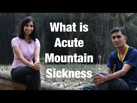 What is Acute Mountain Sickness (AMS)?