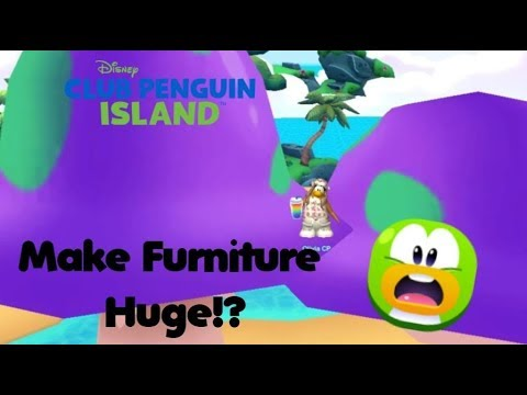 How to Make Furniture Huge! (March 2018) CPI -Olivia CP