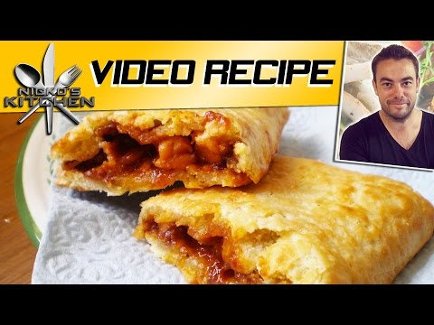 How to make Pizza Hot Pockets