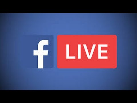 how to get the facebook live icon on root android phone and go to live