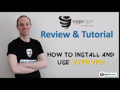🥇  VyprVPN Review & Tutorial 2018 ⭐⭐⭐