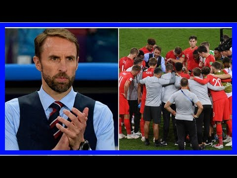 Southgate made England stay up until 6am after Colombia win for beautiful reason [dm] | k productio