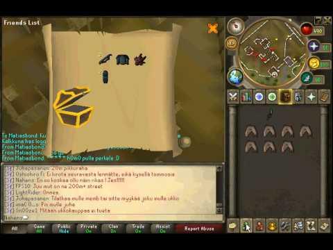 Runescape Clue Scroll reward - Red Dragon Mask