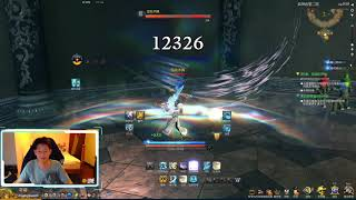 BnS NA: Warden lightning raven 3 parse - 2nd try