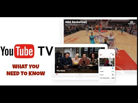 YouTube TV: What You Need To Know & How To Sign Up