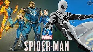 Download Spider-Man PS4 - Fantastic Four DLC Teased?! Video