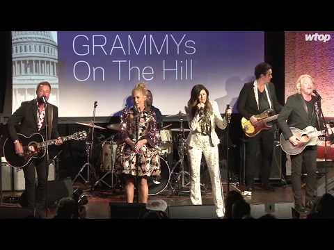 Little Big Town honored at annual Grammys on the Hill