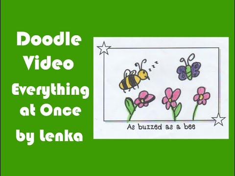 Doodle Video - Everything at Once by Lenka