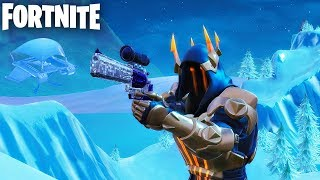 Fortnite New Scoped Revolver Glider Redeploy Item Update Gameplay