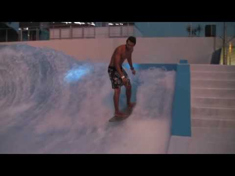 Wave House Sentosa - Surfing in Singapore