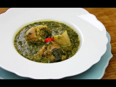 Amazing Pigtail Callaloo #TastyTuesdays | CaribbeanPot.com