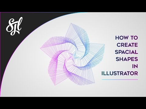 How to Create Special shapes using hidden feature in illustrator