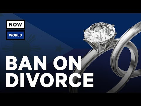 Will The Philippines Finally Legalize Divorce? | NowThis World