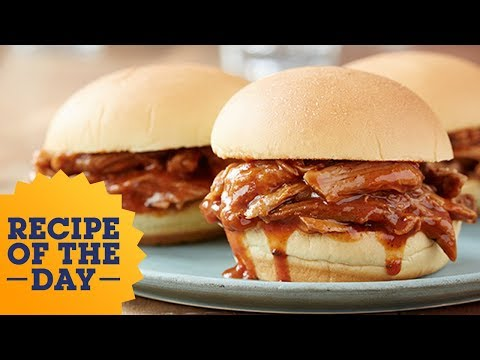 Recipe of the Day: Slow-Cooker Pulled Pork | Food Network