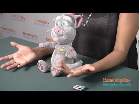Talking Tom Talk Back from Dragon-i Toys