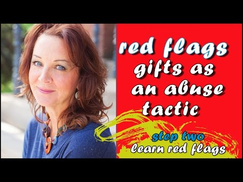 Narcissists Gift Giving | Red Flag