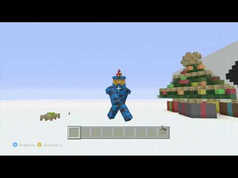 How to make a multicolered sheep and upside down mob in minecraft