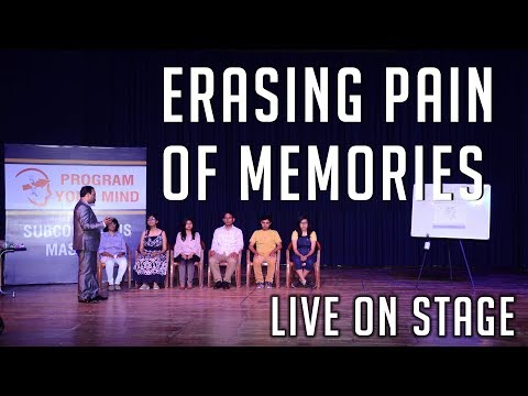 How to Erase Painful Memories From Your Subconscious Mind | VED