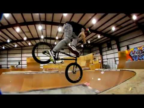 360 Barspin To Canjam - Harry Main