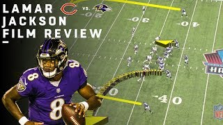 Download Breaking Down Lamar Jackson's NFL Debut | Film Review | NFL Highlights Video