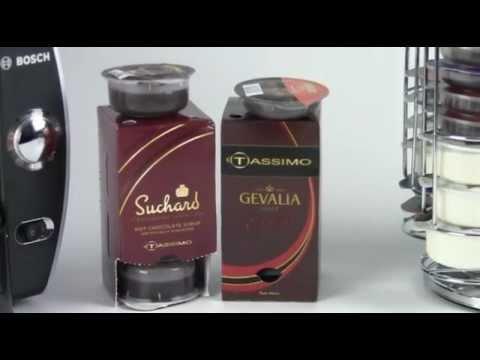 Tassimo Mocha - Using Tassimo Coffee Maker