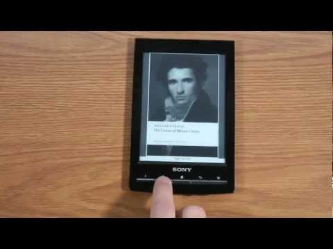 Epub Ebook to Sony Reader