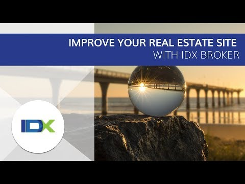 Improve Your Real Estate Site With IDX Broker