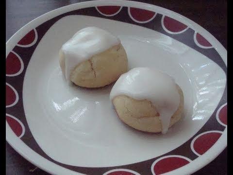 Vegan Lemon Cookies Recipe - AndreasChoice - Vegan Dessert Recipes