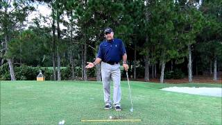Keep your dominant hand out of your swing