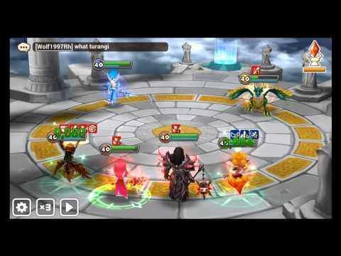 Summoners War: Sky Arena Rank 17 PVP [vídeo 2]: VS Speed Team