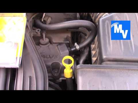 2002 PT Cruiser PCV Hose with Part Numbers Replacement
