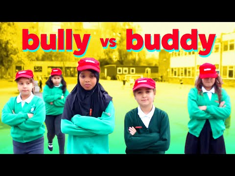 Bully vs Buddy- A Short Film About Choosing The Right Path (Heyday UK)