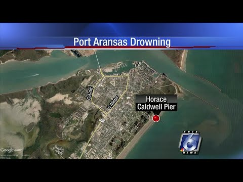 Round Rock woman dead in apparent drowning on Port Aransas beach