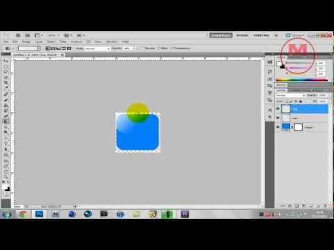 How To Make A Cool iOS Icon Using Photoshop CS5 *NEW*