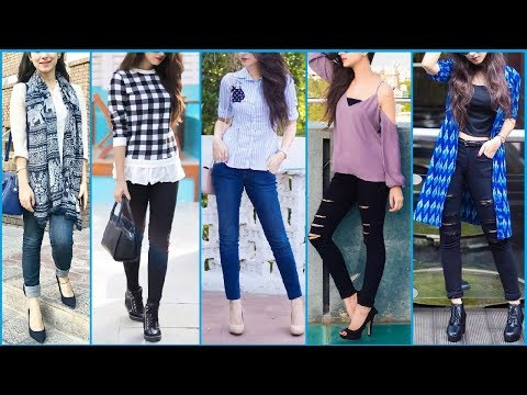 Latest Stylish outfits ideas for Girls |  Fashionable Outfits ideas for everyday / College / Work