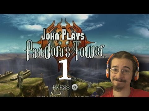 John Plays Pandora's Tower - Part 1