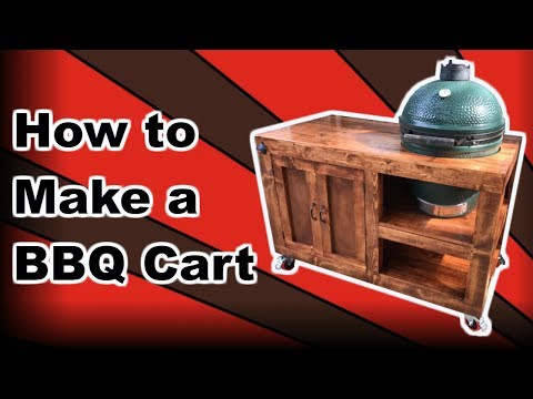 How to Make a Green Egg Cart