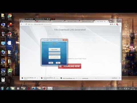 สอนแก้ windows 7/8/8.1/10 build 7601 this copy of windows is not genuine