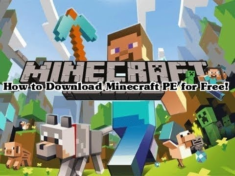How to download Minecraft Pocket Edition for Free on Ipad/Ipod/Iphone