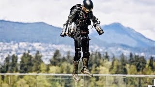 Guy Builds Real Life IRON MAN Suit - He