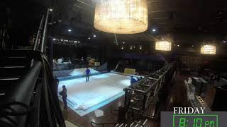 Time-lapse: Building an Ice Rink   Full Frontal on TBS