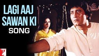 Lagi Aaj Sawan Ki Song | Chandni | Sridevi | Rishi Kapoor | Vinod Khanna | Waheeda Rehman