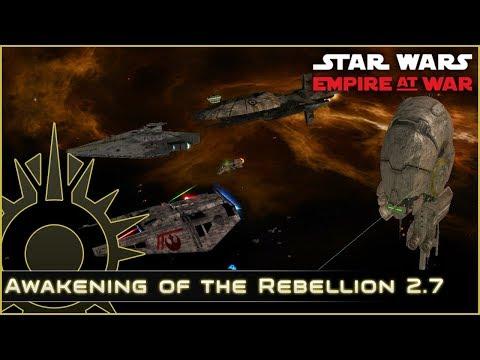 Battle for Yavin - Ep 2 - Awakening of the Rebellion 2.7 - Star Wars Empire at War Mod