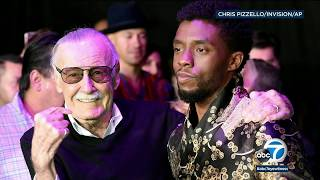 Exclusive Interview Stan Lee Says Hes Doing Fine After Hospital Stay I Abc7